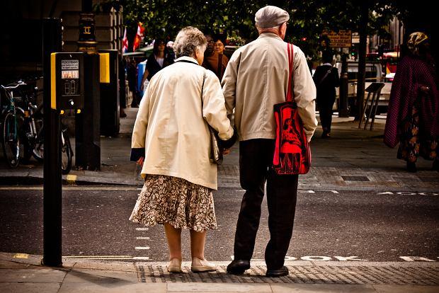 Babcia i dziadek bezgranicznie ufali sobie nawzajem.