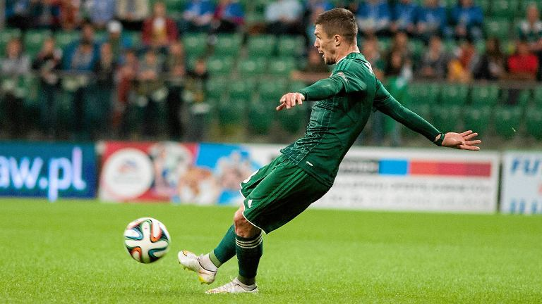 Mateusz Machaj piłkarzem Chrobrego Głogów