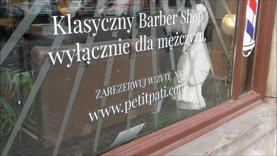 Petit Pati We Wrocławiu Działa Największy W Polsce Barber Shop