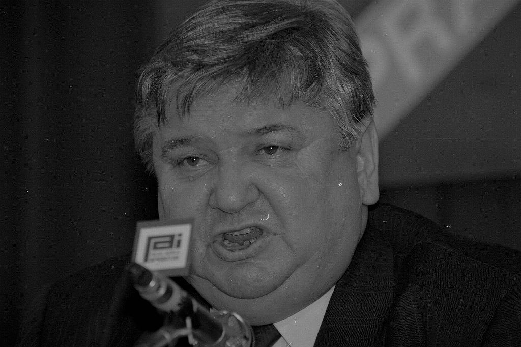 Roman Górski w 1993 r. (fot. Sławomir Kamiński / Agencja Gazeta)