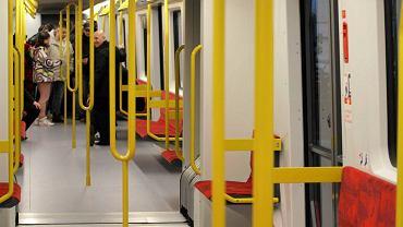 Prezentacja wagonów Inspiro dla warszawskiego metra w bazie na Kabatach