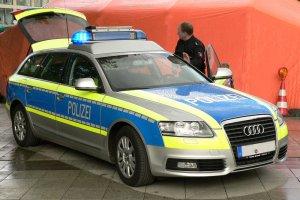 Wypadek polskiego minibusa na autostradzie w Niemczech. Siedem osób rannych