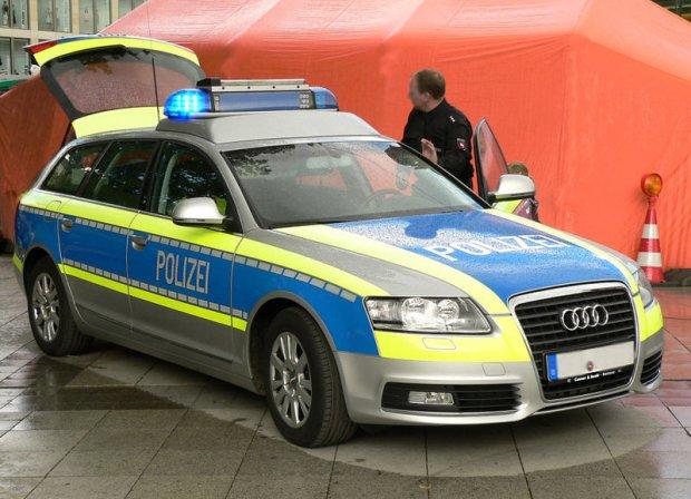 Wypadek polskiego minibusa na autostradzie w Niemczech. Siedem os�b rannych