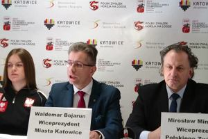 Katowice cieszą się z otwarcia trzeciego lodowiska. Jedyne takie miasto w Polsce
