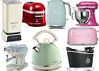 Czajnik, blender, toster w stylu retro. Kolorowe małe AGD do kuchni