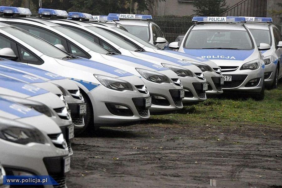 Nowe policyjne Astry