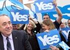 Szkoci g�osuj� w referendum. Czy oderw� si� od Wielkiej Brytanii?