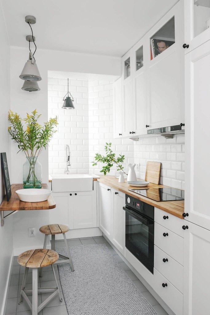 Jak urządzić kuchnie w kawalerce?