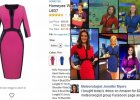 Ponad 50 pogodynek w USA kupi�o tak� sam� sukienk�. Wyst�pi�y w niej w TV, jedna zrobi�a z tego kola�. To nie koniec