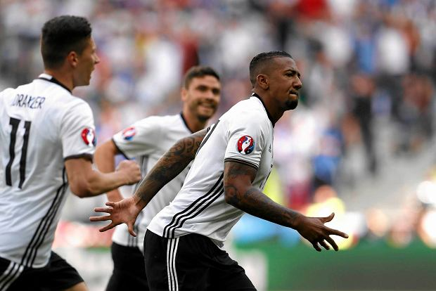 Euro 2016. Niemcy - S�owacja. Mistrzowie �wiata w wielkim stylu awansowali do �wier�fina�u