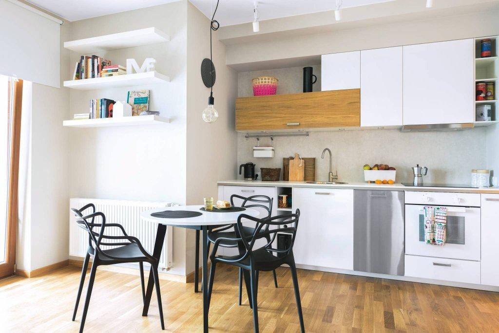 Modna Kuchnia W Bloku 25 Aranzacji Kuchni Z Pomyslem