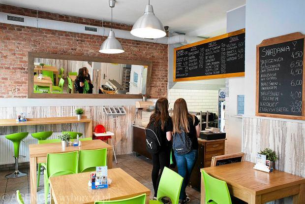 Leniwa Baba - nowy bar mleczny w Gdyni