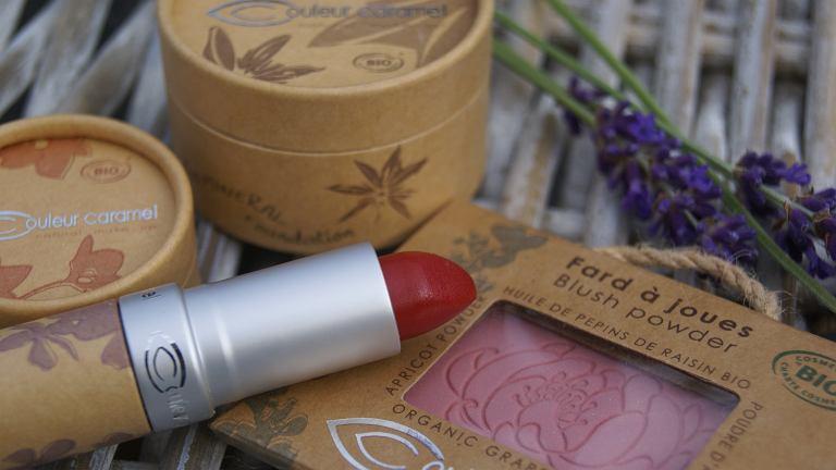 Coleur Caramel - kosmetyki mineralne do makijażu (Fot. Marta Lewin)