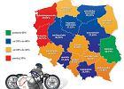 Wi�kszo�� kierowc�w w regionie nie dba o bezpiecze�stwo