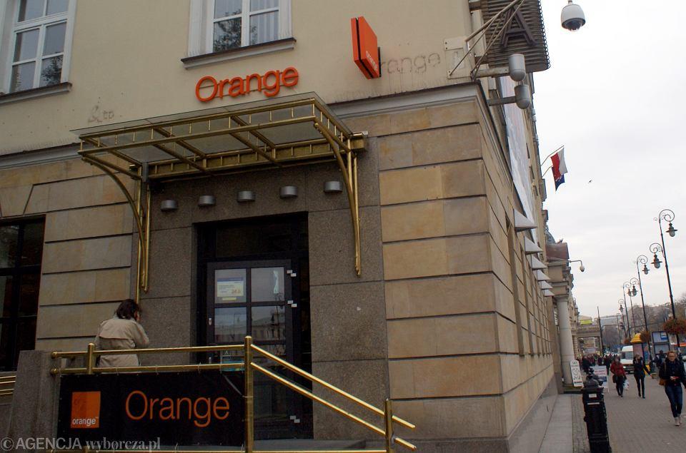 Salon orange warszawa