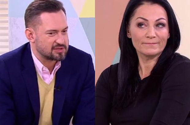 """Agnieszka Rylik odpadła w ostatnim odcinku """"Agenta"""". O kulisach programu opowiedziała w """"Dzień Dobry TVN""""."""