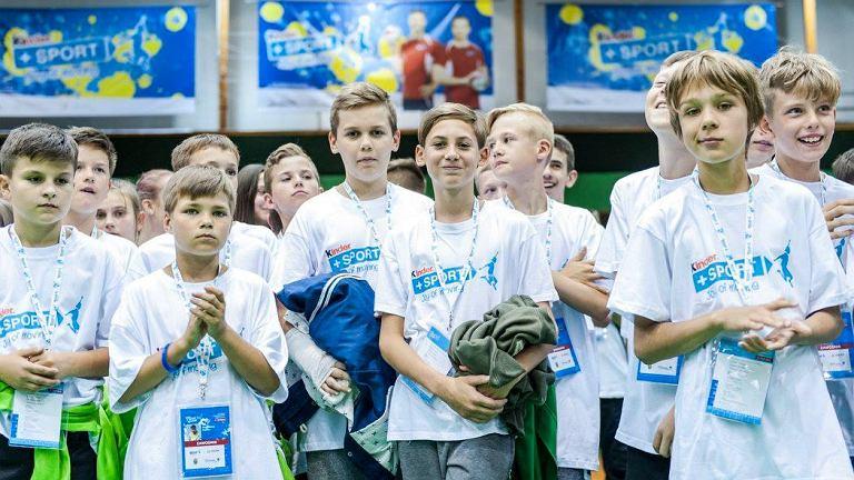Wielki Finał Turnieju Kinder + Sport