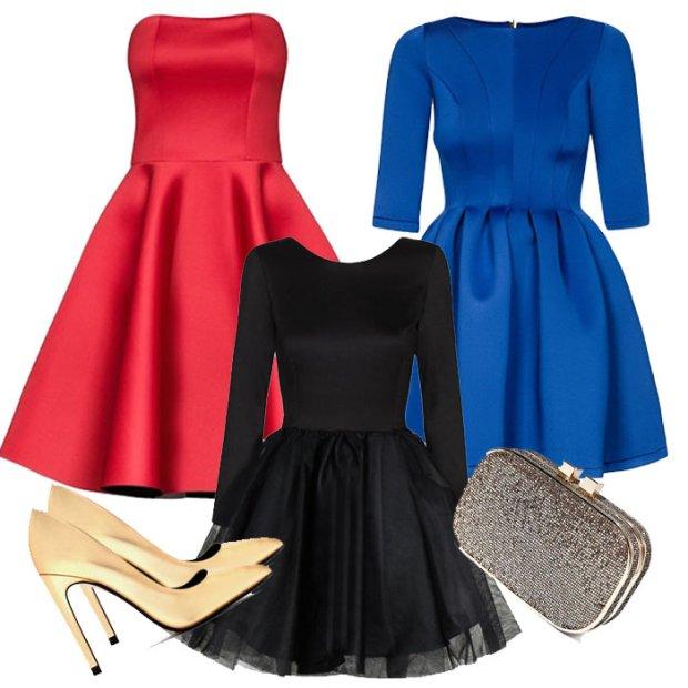 Sukienki na karnawa�: cztery modne stylizacje