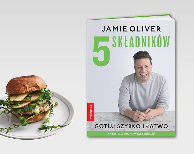 """Przepisy z najnowszej książki Jamiego Olivera we wtorek z """"Wyborczą"""""""