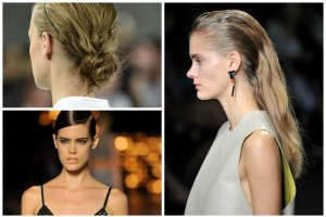 Fryzury na studni�wk� - najlepsze inspiracje z pokaz�w mody zgodne z trendami na wiosn� 2015 [GALERIA]
