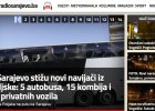 FK Sarajevo - Lech Pozna�. Radio Sarajevo o zamieszkach: 18 os�b rannych, trzy powa�nie
