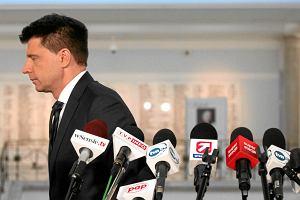 Ryszard Petru rezygnuje z funkcji przewodniczącego klubu Nowoczesnej