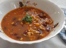Chili con carne, czyli duszona wołowina z czerwoną fasolą - ugotuj