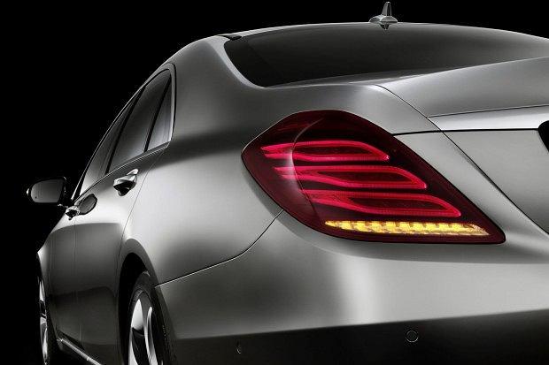 Mercedes Klasy S od 360 000 z�