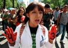 Meksyk: Poszukiwania zaginionych student�w doprowadzi�y do odkrycia ponad 60 grob�w