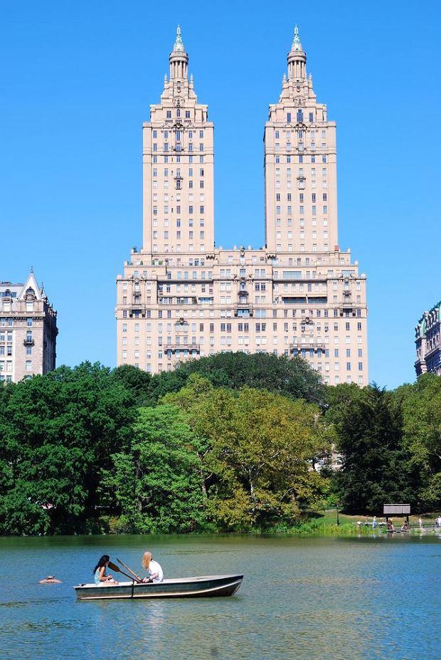 Wiosenny Nowy Jork / shutterstock