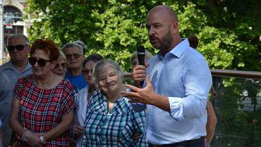 Jacek Sutryk ma wsparcie wrocławskich seniorów w walce o fotel prezydenta Wrocławia