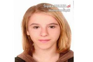 Zaginęła 16-letnia Sandra. Policja z  Wodzisławia Śląskiego prosi o pomoc w jej poszukiwaniach