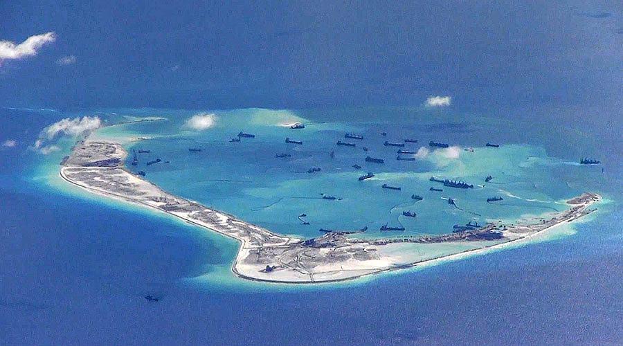 Militaryzacja Chin