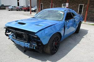 Dodge Challenger Hellcat | Krótki żywot muscle cara