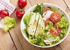 Nowe sosy sałatkowe KNORR - naturalnie smaczne sałatki na 100%!
