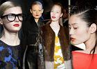 G�adko zaczesane w�osy i czerwone usta - jesie� wed�ug Yves Saint Laurent, Marca Jacobsa i innych