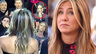 Jennifer Aniston i Angelina Jolie na Złotych Globach / Jennifer Aniston