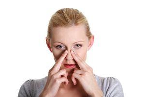 Skrzywienie przegrody nosa