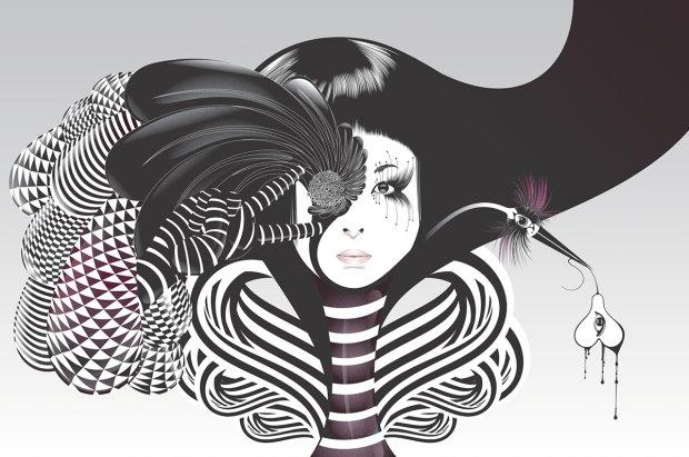 Wystawa prac najlepszych ilustratorów mody w Domu Mody Klif