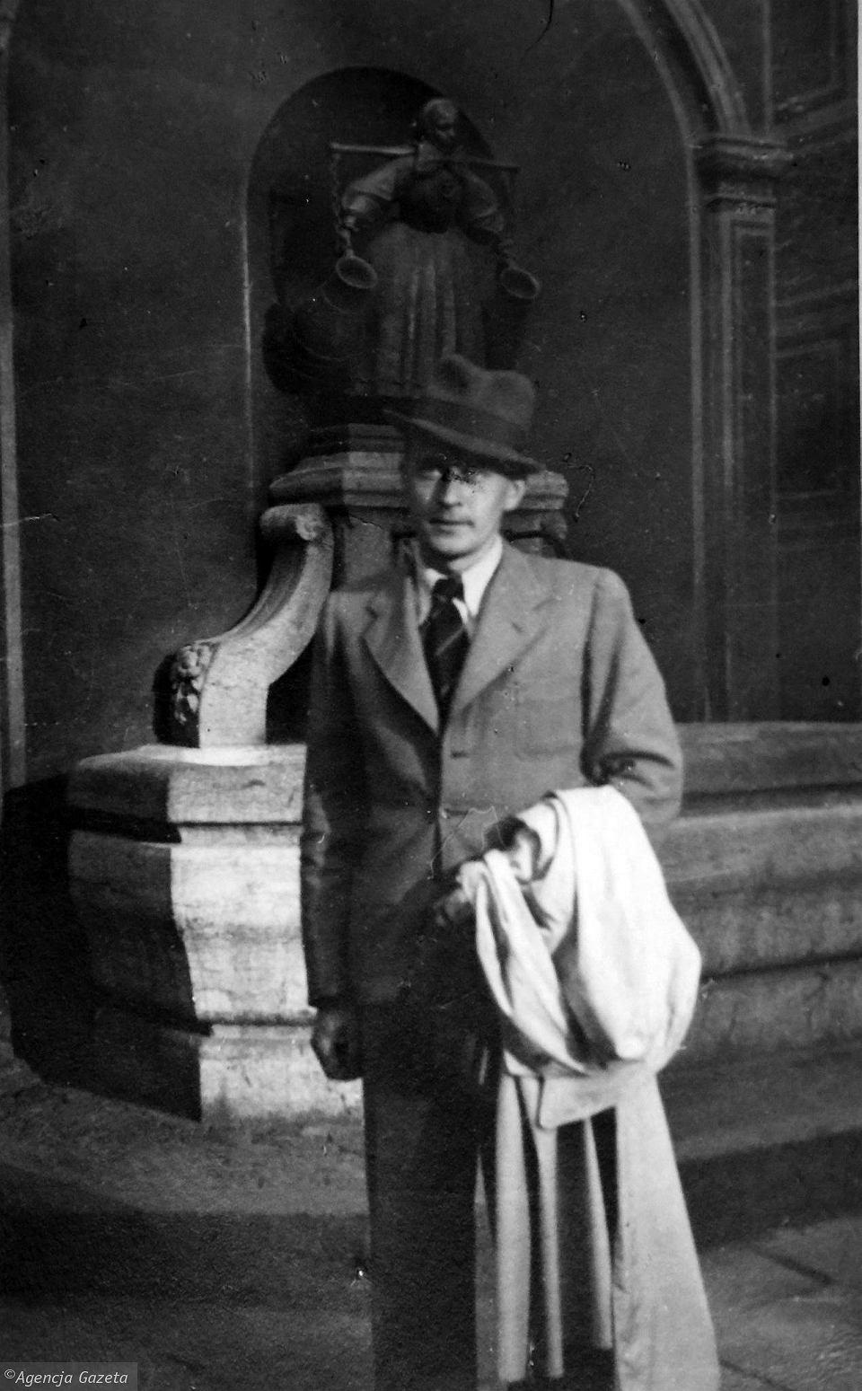 Teodor Dziabas w Poznaniu