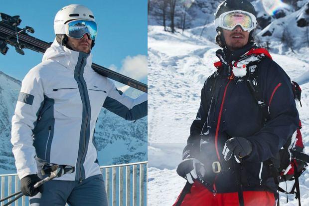 sprzęt na narty