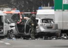 Eksplozja samochodu na ulicy w Berlinie. Śledczy: To nie był zamach, a zabójstwo
