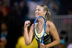 Maria Szarapowa - tenisowa gwiazda wraca po dyskwalifikacji