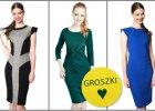 Sukienki biurowe od Sugarfree - eleganckie modele w dobrej cenie