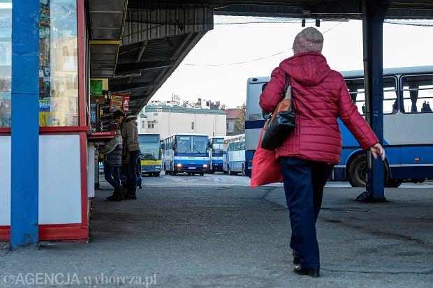 Dworzec autobusowy PKS