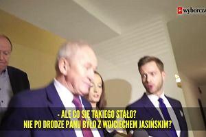 """Tchórzewski o rewolucji w PKN Orlen: """"Są zmiany. Tak jak w rządzie"""""""