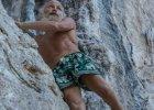 Andriej Diduch - ekstremalna wspinaczka bez zabezpieczenia na tajlandzkiej plaży Railay