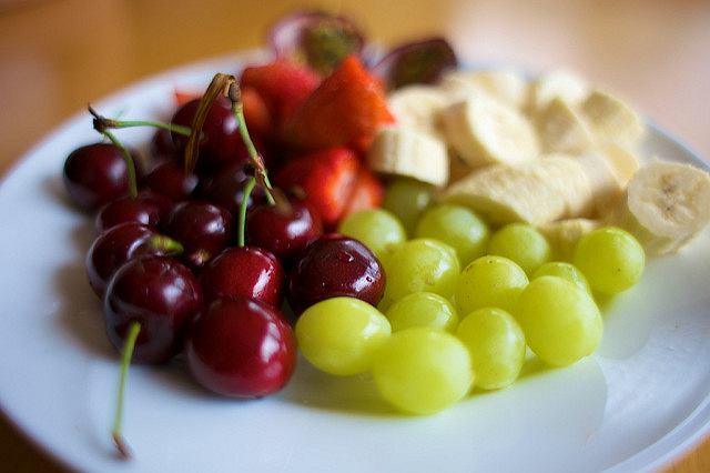 Owoce i warzywa są szczególnie bogate w antyoksydanty