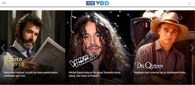 Serwis VOD.tvp.pl