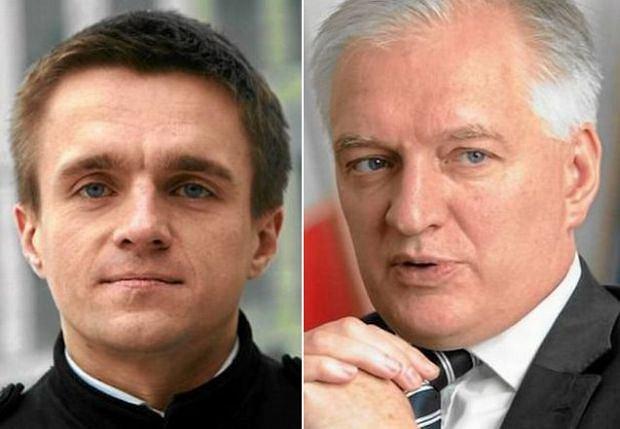Leszek Ja�d�ewski, Liberte; Jaros�aw Gowin PO